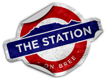 The Station on Bree logo